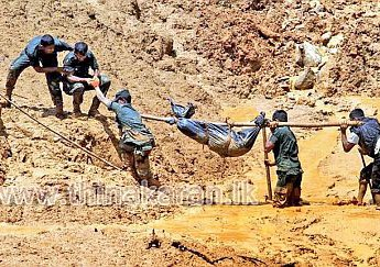 5 more bodies found in aranayake