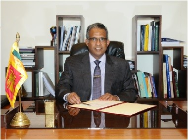 Mr. Prasad Kariyawasam assumes duties as Secretary to the Ministry of Foreign Affairs