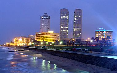 colombo night