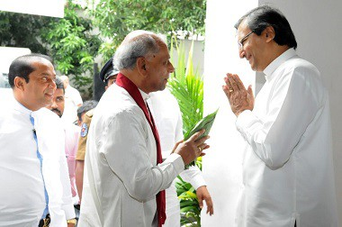 Dinesh Gunawardena new Minister of Foreign Affairs